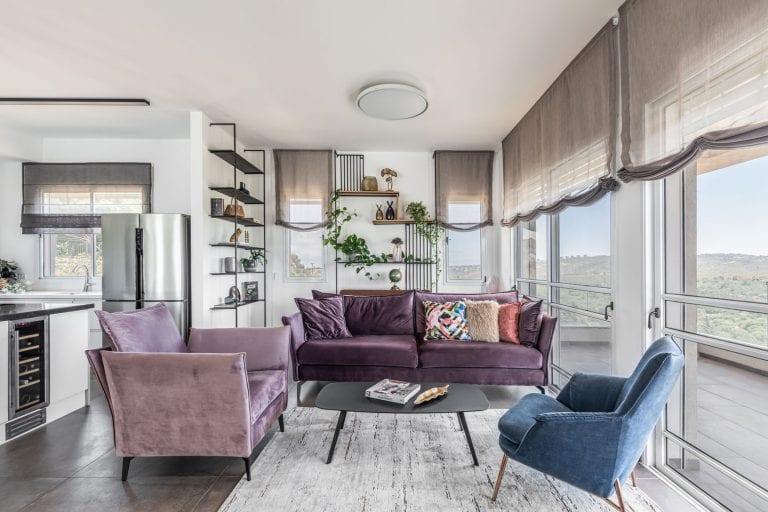 תכנון ועיצוב בית בבית אורן